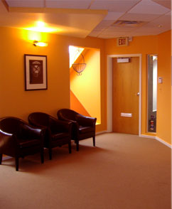 Our Office - 980 Westfall Road  Building 100, Suite 127